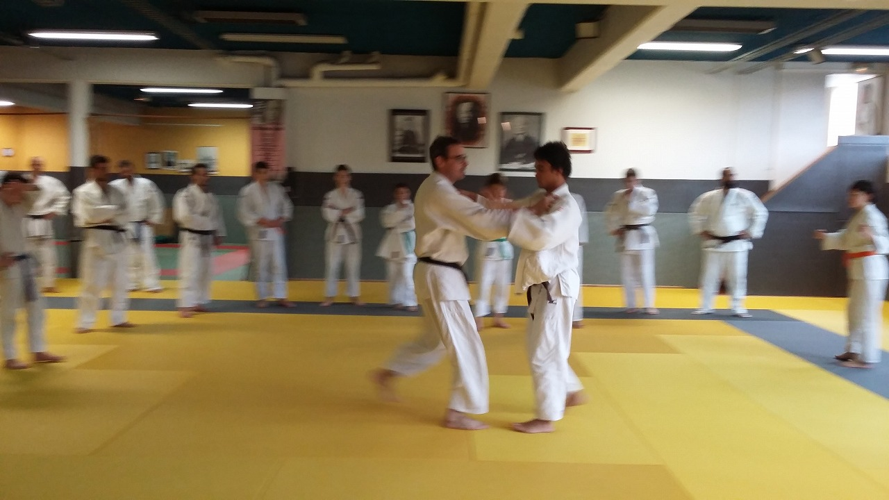club judo lyon 9